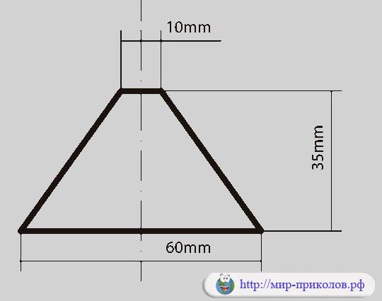 трафарет-3d-пирамидки